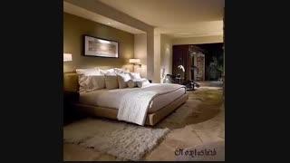 اتاق خواب مدرن ...
