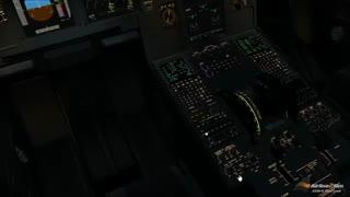 Airline2Sim Flight Sim Labs A320-X First Look - Part 2 - Takeoff