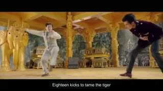 Kung_Fu Yoga Official Trailer _ (2017) Action Comedy Movie _تریلر سینمایی اکشن,کمدی kung-fu yoga
