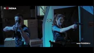 سکانس آخرین مبارزه در فیلم آقا و خانم اسمیت(Mr. & Mrs. Smith,2005)