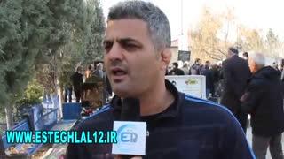 مصاحبه لیدرهای استقلال در حاشیه سالگرد درگذشت رضا احدی