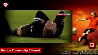 خنده دار ترین صحنه های فوتبال 2014