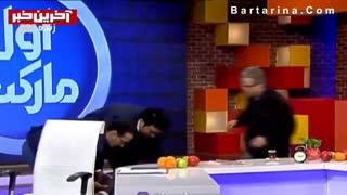 دانلود فیلم لحظه ی بیهوش شدن رضا رشید پور در برنامه زنده حالا خورشید + جزئیات