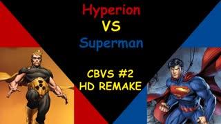 Hyperion VS Superman