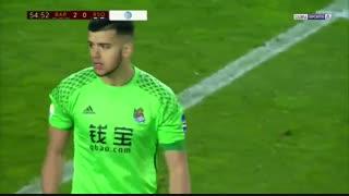 خلاصه بازی:  بارسلونا  5 - 2  رئال سوسیداد