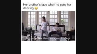 برادرش روانی شد ازدست این
