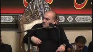 مراسم عزاداری توسط حاج منصور درجاتی در اصفهان