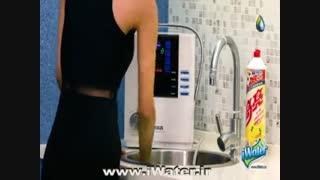 کاربردهای آب قلیایی آی واتر