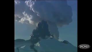 فورانهای شگفت انگیز آتشفشان 2