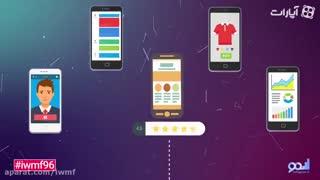 حضور شرکت توسعه نرم افزاری اپ تک در جشنواره وب و موبایل ایران