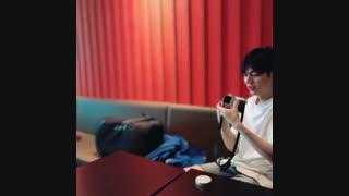 جدیدترین پست لی مین هو در اینستاگرام