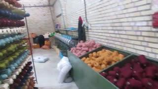 تولید فرش سجاده ای مخصوص مسجد با نخ اکریلیک