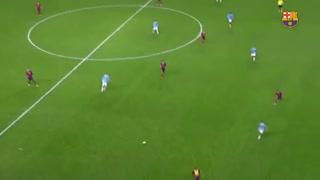 لحظات خاطرهانگیز بارسلونا در زمین تیمهای انگلیسی