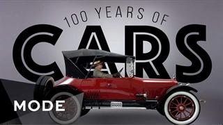 100 سال، تکامل خودروهای لوکس