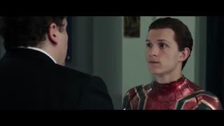 دومین تریلر فیلم Spider-Man: Far from Home