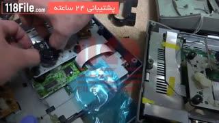 آموزش تعمیر کنسول های بازی قدیمی - ps4 و ps1