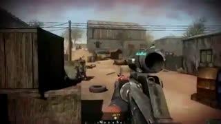 3 دقیقه گیم پلی بازی ایرانی عملیات خلیج عدن 10 درجه  Fighting in Aden Gulf برای کامپیوتر