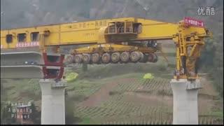 ساخت پل  های عظیم الچثه به کمک تکنولوژی-پلان اول