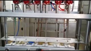 دستگاه پرکن آب رادیاتور