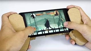 آموزش ساختن گیم پد برای گوشی موبایل
