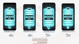 مقایسه گوشیهای Xiaomi Note7، Xiaomi Mi A2، Xiaomi Mi A2 Lite و Xiaomi Note6 Pro