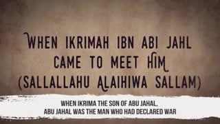 Best Manners Belong To Prophet Muhammad (S.A.W.A