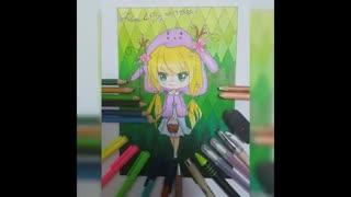 نقاشی جدید ترم ☆~☆ XDD
