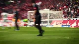 12 گل برتر فرانک ریبری در دوازده سال حضورش در بایرن مونیخ