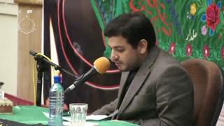 سخنرانی استاد رائفی پور - همسران پیامبر (ص) - (جلسه 1) - 1391.2.2 - تهران - حسینیه عشاق الحسین (ع)
