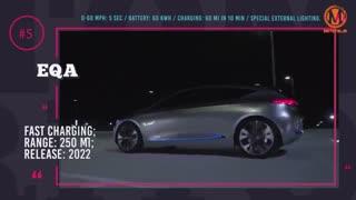10 خودرو کانسپت برقی که باید تولید شوند