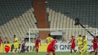 خداحافظی ژاوی و حواشی بازی پرسپولیس 2 -0 السد