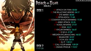 موسیقی متن فصل اول انیمه حمله به تایتان Attack on Titan