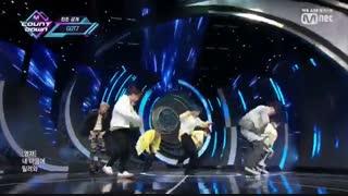 GOT7 COMEBACK SHOW کامبک استیج گات سون با آهنگ جدیدشون ECLIPSE در M COUNTDOWN خیلی عررررره