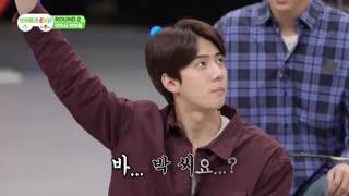 برنامه ی I'll Show You EXO با حضور اکسو ( part 3)