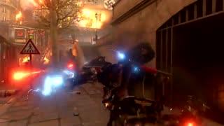 نمایش جدید گیم پلی Wolfenstein: Young Blood