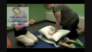مراقبت و نگهداری از بیماران مبتلا به فلج مغزی