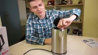 کتری برقی بوش مدل Bosch Electric Kettle TWK7101