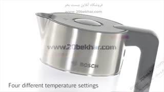 کتری برقی بوش مدل Bosch Electric Kettle TWK8611P