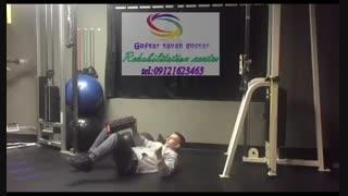 درمان پرانتزی بودن پا با انجام حرکات ورزشی و اصلاحی