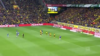 10 گل برتر ضربات ایستگاهی در بوندسلیگا آلمان فصل 2018-2019