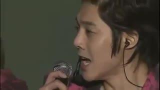 اجرای SS501 آهنگ Green peas ^^