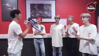 [BANGTAN BOMB] Who made a surprise visit?! - BTS (방탄소년단)