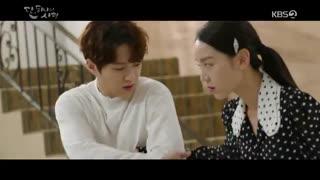 قسمت هفتم و هشتم سریال کره ای آخرین ماموریت فرشته : عشق (دان تنها عشق) با زیرنویس چسبیده