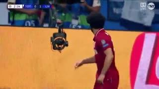 خلاصه دیدار تاتنهام 0_2 لیورپول (فینال لیگ قهرمانان اروپا)