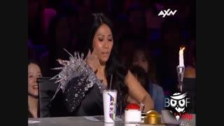 """اجرای جادوی سیاه در مسابقه استعدادیابی آسیا """"قسمت سوم"""""""