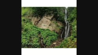 آبشار آلوچال شاهرود