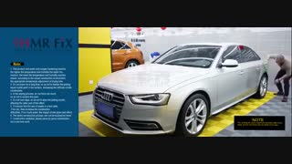 چگونگی اعمال پوشش نانو سرامیکی خودرو