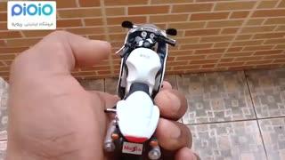 ماکت فلزی موتورSUZUKI