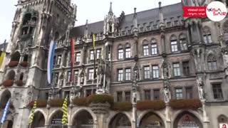 میدان مارین پلاتز آلمان - Marienplatz Germany - تعیین وقت سفارت با ویزاسیر
