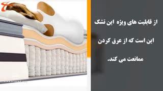 پروژه تیزر تبلیغاتی تشک و سرویس خواب شرکت TAG